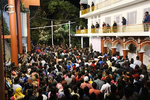 Devotees expressing their joy to see Satguru amongst them: June 10