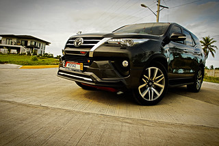Toyota Fortuner TRD | by oakztio2
