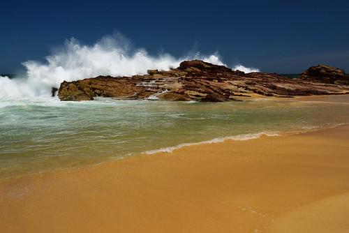 aus australia camdenhead dunbogan newsouthwales nikond750 seascape midnorthcoast waveaction