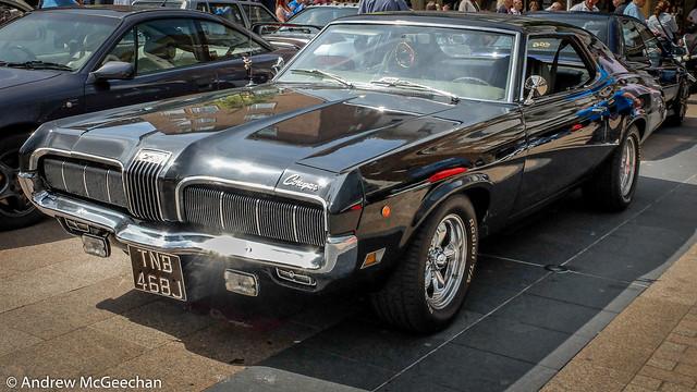1970 Mercury Cougar XR-7
