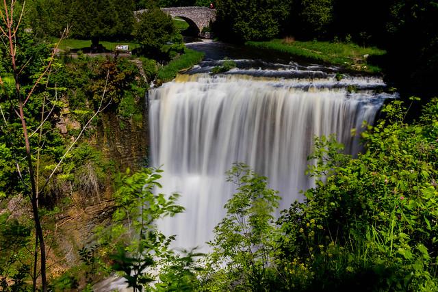 Hamilton - second waterfall 1