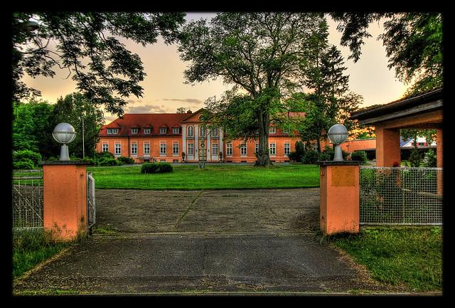 Bantikow - Schloss Bantikow 01