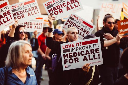 Medicare for All Rally   by mollyktadams