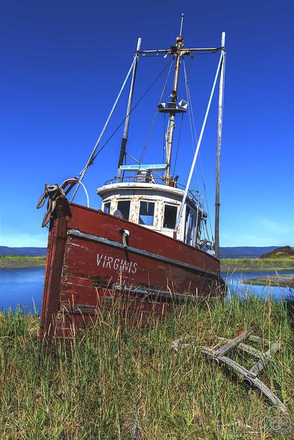 Boat Homer Alaska