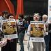 #DignityStrikeChi Rally @ Federal Plaza