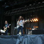 Sat, 24/06/2017 - 8:24pm - Kurt Vile and the Violators at Solid Sound, June 24, 2017. Photo by Laura Fedele/WFUV