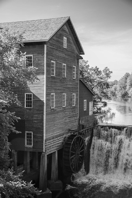 Dells Mill, Augusta, WI
