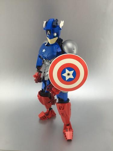 Captain America (head ver.2)