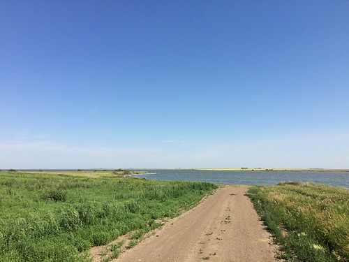 Road to a Ducks Unlimited protected area | by Pierre Yeremian