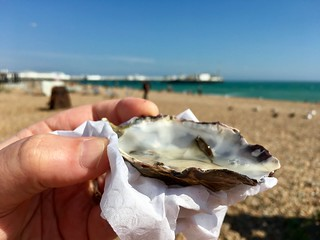 Today's oyster. | by adactio