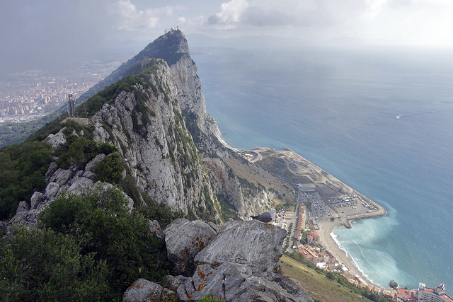 The Rock of Gibraltar [149/365 2017]