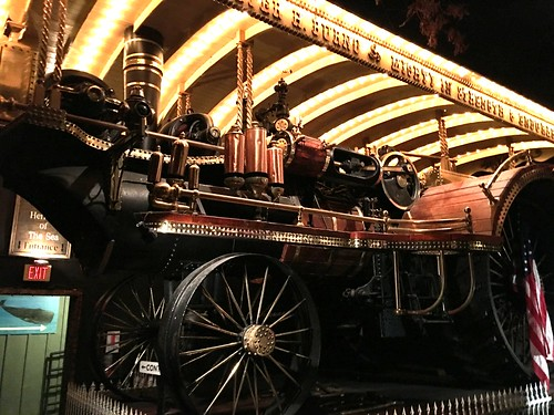 Robotic musical locomotive at the House on the Rock | by DanCentury