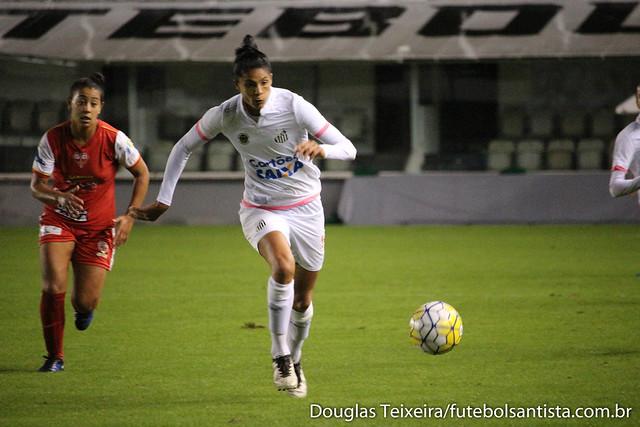 Santos 0 x 0 Audax (Brasileirão Feminino)