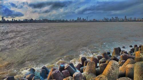 Marine drive, Mumbai | by shubhangigupta1
