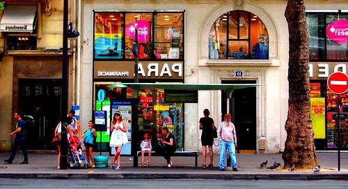 Boulevard Saint Michel ~ Paris ~ MjYj | by MjYj ~ IamJ