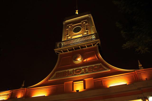 Biblioteca nocturna