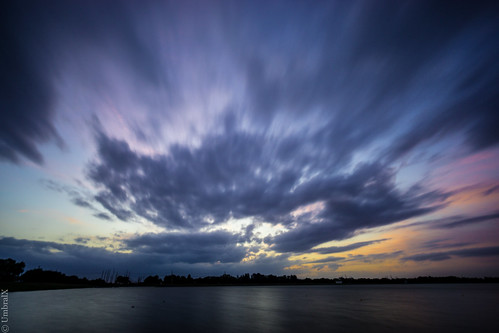 sunset sonyphotography sarasota sony longexposure colorful florida centralflorida neutraldensity ndfilter cloudy clouds storm rain rainstorm lake water