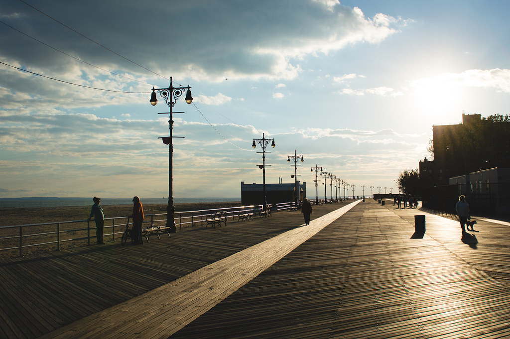 Coney Island - free things to do in nyc