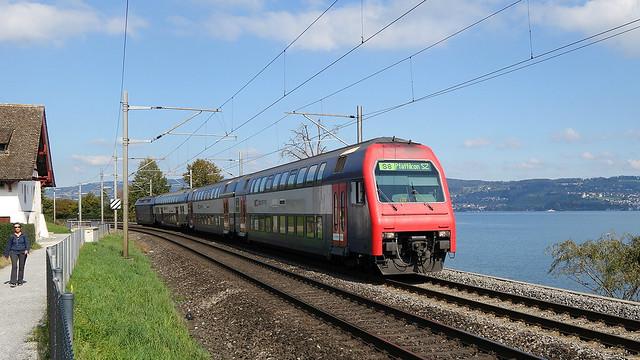 S-Bahn Zurich (Switzerland) 2015