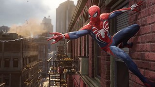 E3 2017: Spider-Man Gameplay Revealed at Sony Conference | by BagoGames