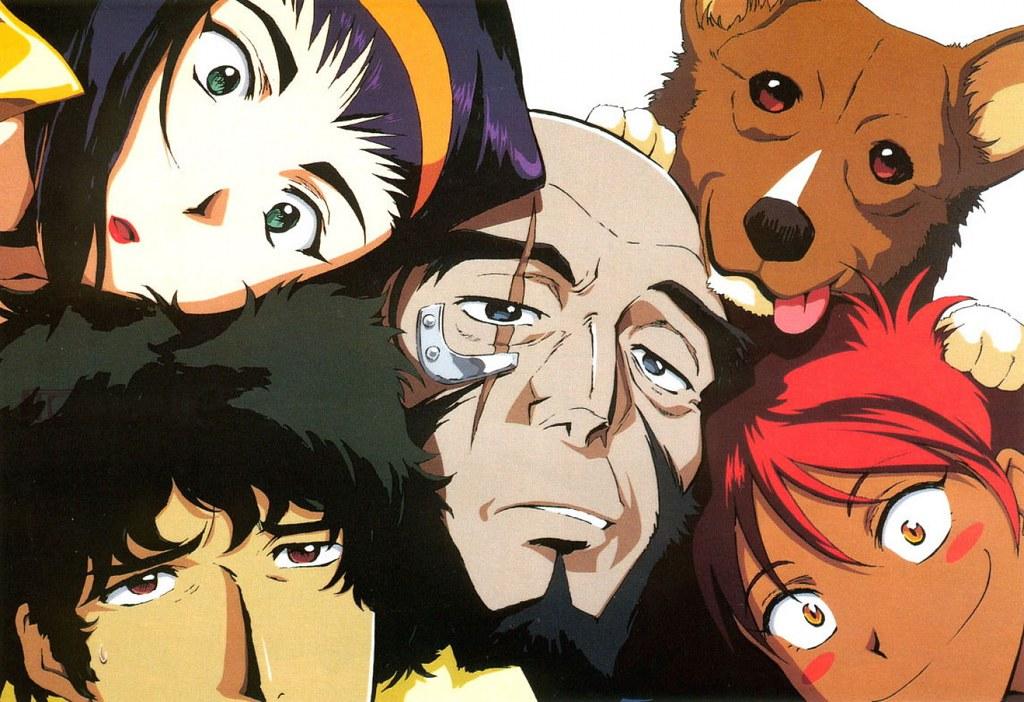 170607(2) - 迎接動畫20週年紀念?日本SUNRISE監製 歐美真人影集《星際牛仔 COWBOY BEBOP》宣布開拍!