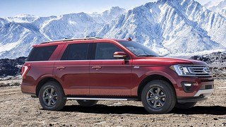 FORD EXPEDITION  FX4 2018 | by SAUD AL - OLAYAN