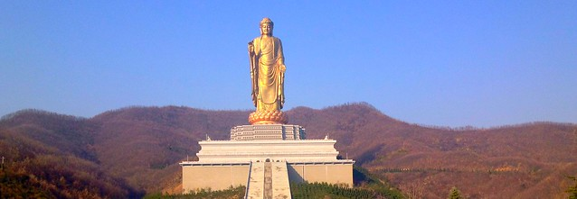 Spring Temple Buddha 7