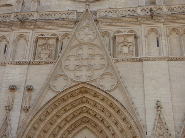 Lyon Cathedral - Cathédrale Saint-Jean-Baptiste - Place Saint-Jean, Vieux Lyon