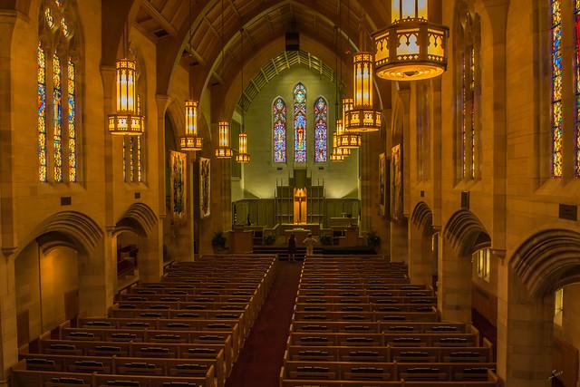 Williams Memorial Chapel Sanctuary