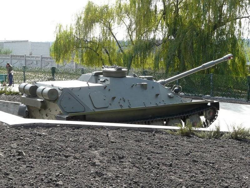 ASU-85 5