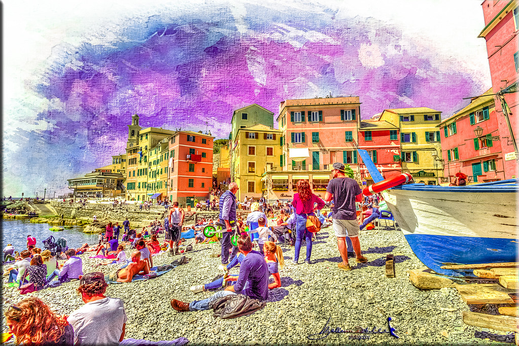 Vamos A La Playa Achille Ballerini Flickr