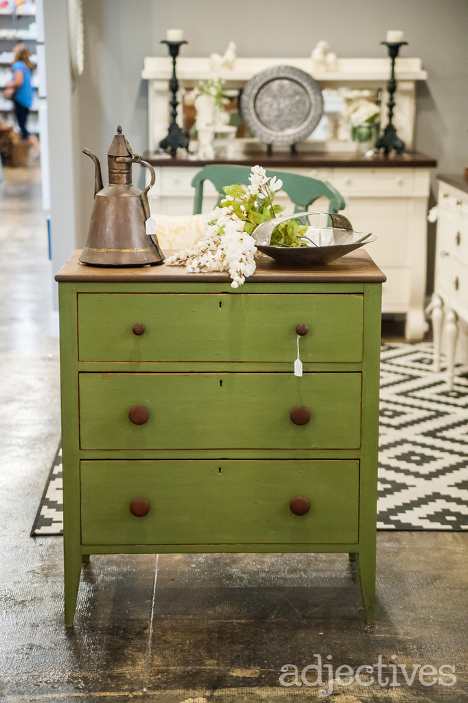 Hand painted, green chest by Turnstyle in Adjectives Altamonte-3376.NEF