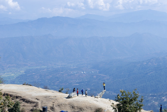 NPL - At a point of the world - Dhulikhel - Nepal