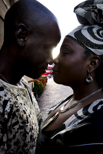 Ayanna and Kwami  - Engagement Photography