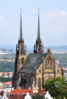 Czech church spires | by Creamy Pet