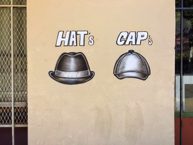 Tip o' the Hat
