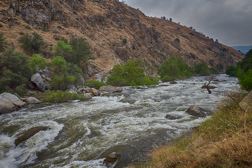 Kern River Rapids along Canyon Floor | by staticantics