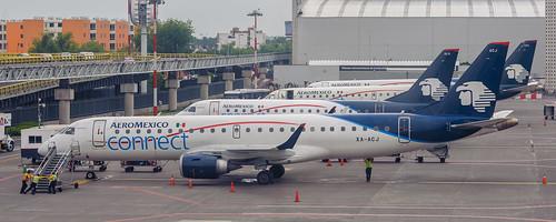 Aeromexico E-Jets (MEX) | by ruifo