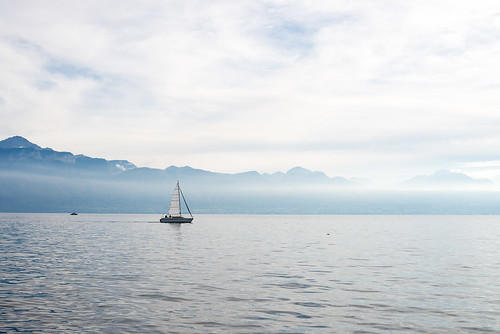 Switzerland - Lac Leman | by Ksenia Konyushkova