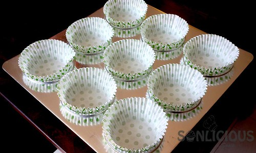 MuffinTray for Eggless Chocolate Muffins