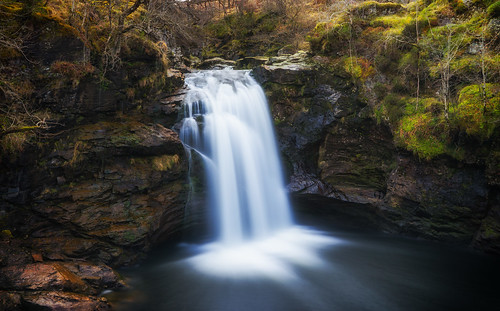 The Falls Of Falloch / Eas Fallach | by der_peste (on/off)