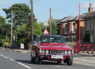 1974 Rover 3500 Auto | by Spottedlaurel