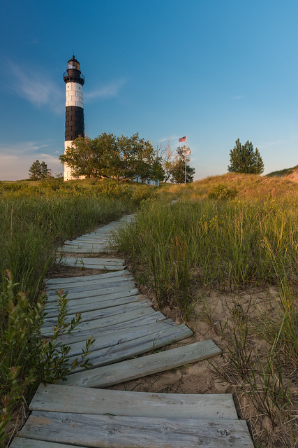 Big Sable Point Lighthouse - Explored!