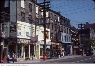 Daniel Brooke building, north-east corner, King and Jarvis streets