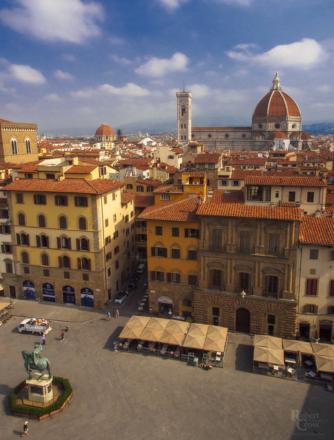 Man and Monolith in Medieval Florence