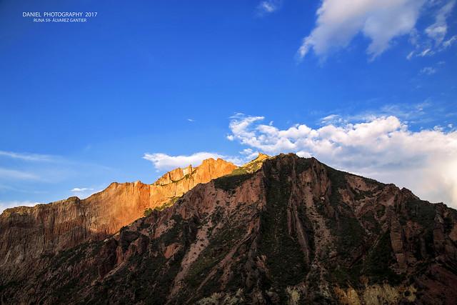 Montañas de La Paz