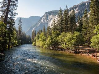 Yosemite National Park | by usareisetipps
