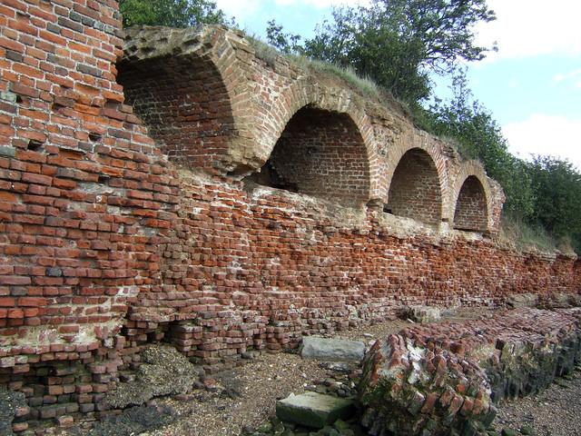 Cockham Fort near Hoo St Werburgh