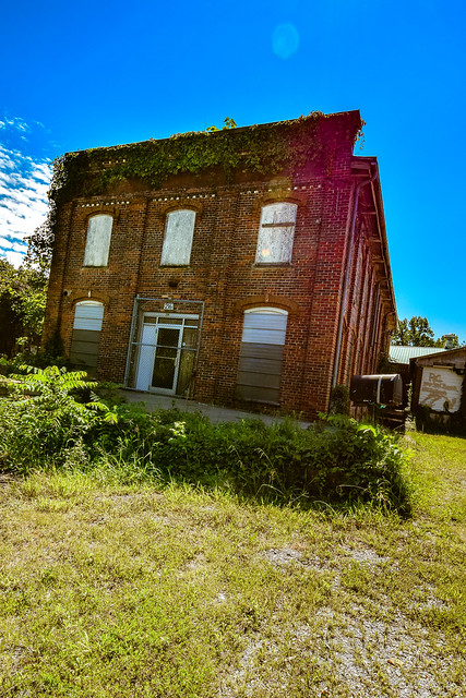 Worthville Mill - Randolph County, NC