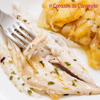 Receta de Dorada pescado | by Corazón de Caramelo